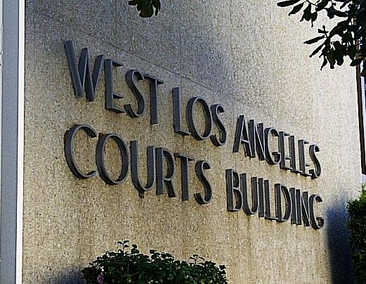 how to properly serve court papers in california