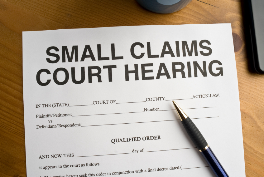 Los Angeles Small Claims Court Guide Process Service 866 754